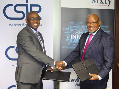 3Sixty Partners with CSIR
